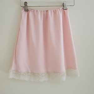 Vintage Ms Leslee pink sleep